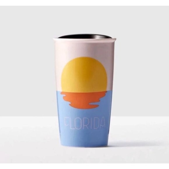 Florida Starbucks cup